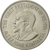 Kenya, Shilling, 1973, AU(55-58), Copper-nickel, KM:14