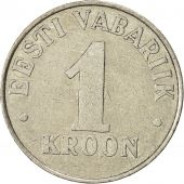 Estonia, Kroon, 1993, TTB, Copper-nickel, KM:28