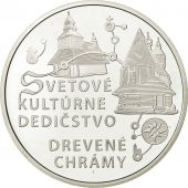 Slovaquie, 10 Euro, 2010, FDC, Argent, KM:110