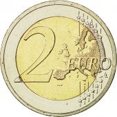 Greece, 2 Euro, Spyridon Louis, 2015, MS(63), Bi-Metallic