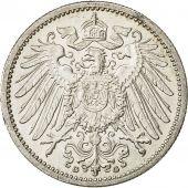 GERMANY - EMPIRE, Wilhelm II, Mark, 1905, Karlsruhe, SUP, Argent, KM:14