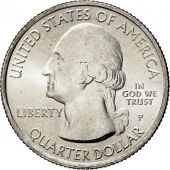 Monnaie, États-Unis, Quarter, 2011, U.S. Mint, Philadelphie, SUP+