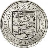 Coin, Guernsey, Elizabeth II, 10 New Pence, 1968, Heaton, AU(55-58)