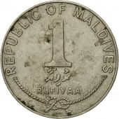 Monnaie, MALDIVE ISLANDS, Rufiyaa, 1982, TTB, Copper-Nickel Clad Steel, KM:73