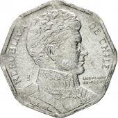Monnaie, Chile, Peso, 1995, Santiago, TTB, Aluminium, KM:231