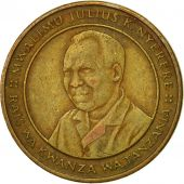 Coin, Tanzania, 100 Shilingi, 1994, EF(40-45), Brass plated steel, KM:32