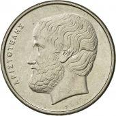 Monnaie, Grèce, 5 Drachmes, 1992, TTB, Copper-nickel, KM:131