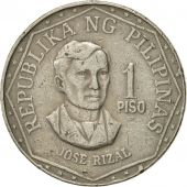 Monnaie, Philippines, Piso, 1981, TTB, Copper-nickel, KM:209.2