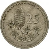 Coin, Cyprus, 25 Mils, 1968, EF(40-45), Copper-nickel, KM:40