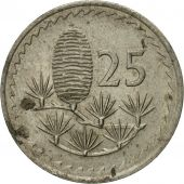Coin, Cyprus, 25 Mils, 1979, EF(40-45), Copper-nickel, KM:40