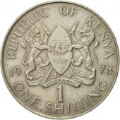 Coin, Kenya, Shilling, 1978, EF(40-45), Copper-nickel, KM:14