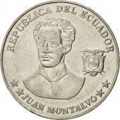 Coin, Ecuador, 5 Centavos, Cinco, 2000, EF(40-45), Steel, KM:105
