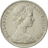 Coin, Australia, Elizabeth II, 10 Cents, 1976, EF(40-45), Copper-nickel, KM:65