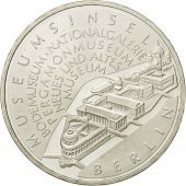 GERMANY - FEDERAL REPUBLIC, 10 Euro, 2002, MS(63), Silver, KM:218