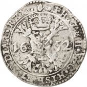 Belgium, Duchy of Brabant, Philippe IV, Patagon 1652, Anvers, KM 53.1