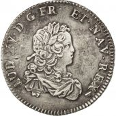 France, Louis XV, 1/3 Ecu de France 1721 W (Lille), KM 457.22