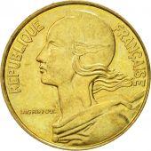 Coin, France, Marianne, 20 Centimes, 1993, Paris, AU(55-58), Aluminum-Bronze