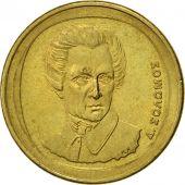 Monnaie, Grèce, 20 Drachmes, 2000, TTB, Aluminum-Bronze, KM:154