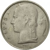 Coin, Belgium, 5 Francs, 5 Frank, 1975, EF(40-45), Copper-nickel, KM:134.1