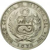 Monnaie, Pérou, 10 Soles, 1972, Lima, SUP, Copper-nickel, KM:258