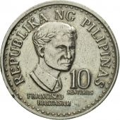 Monnaie, Philippines, 10 Sentimos, 1978, TTB+, Copper-nickel, KM:207