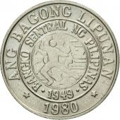 Monnaie, Philippines, 10 Sentimos, 1980, SPL, Copper-nickel, KM:226