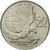 Coin, Philippines, 50 Sentimos, 1984, MS(63), Copper-nickel, KM:242.1