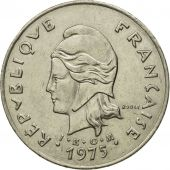 Monnaie, French Polynesia, 50 Francs, 1975, Paris, TTB, Nickel, KM:13