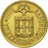Monnaie, Portugal, 5 Escudos, 1999, TTB+, Nickel-brass, KM:632