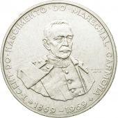 Monnaie, Portugal, 50 Escudos, 1969, SPL, Argent, KM:599