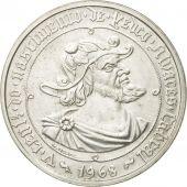 Coin, Portugal, 50 Escudos, 1968, AU(55-58), Silver, KM:593