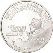 France, Ve République, 1 1/2 Euro 2002, premier vol transatlantique, BE, KM 1310