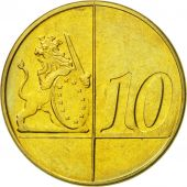 Ireland, Medal, Essai 10 cents, 2005, MS(63), Brass