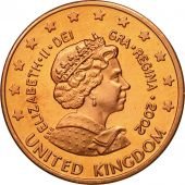 United Kingdom , Medal, Essai 5 cents, 2002, SPL, Cuivre
