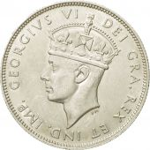 Coin, Cyprus, 18 Piastres, 1940, MS(60-62), Silver, KM:26