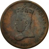 Coin, Haiti, 6-1/4 Centimes, 1850, VF(20-25), Copper, KM:38
