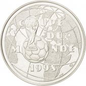 France, Vème République, 1 Franc Coupe du Monde 1998, 1997, KM 1211