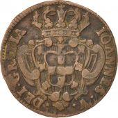 Portugal, Jean V, 10 Reis (1/2 Vinten) 1737, KM 217