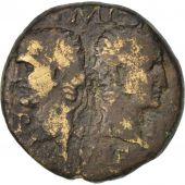 Nemausus, N�mes, Auguste et Agrippa, Dupondius, RIC 160