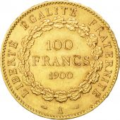 France, IIIe République, 100 Francs or Génie 1900 A (Paris), KM 832