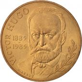 France, Victor Hugo, 10 Francs, 1985, TTB+,Nickel-Bronze,KM:956,Gadoury 819
