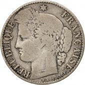 France, Cérès, 50 Centimes, 1895, Paris, TB, Argent, KM:834.1, Gadoury 419a