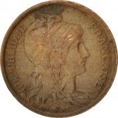 France, Dupuis, Centime, 1919, Paris, TTB+, Bronze, KM:840, Gadoury:90