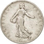 France, Semeuse, 2 Francs, 1904, Paris, VF(30-35), Silver, KM:845.1, Gadoury:532