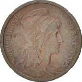 France, Dupuis, Centime, 1916, Paris, SUP, Bronze, KM:840, Gadoury:90