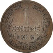 France, Dupuis, Centime, 1913, Paris, TTB, Bronze, KM:840, Gadoury:90