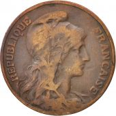 France, Dupuis, 10 Centimes, 1903, Paris, TB, Bronze, KM:843, Gadoury:277