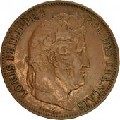 France, 5 Francs, 1831, Rouen, TTB+, Bronze