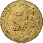 France, Gambetta, 10 Francs, 1982, SUP, Nickel-Bronze, KM:950, Gadoury:815