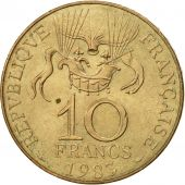 France, La conquête, 10 Francs, 1983, SUP, Nickel-Bronze, KM:952, Gadoury:816